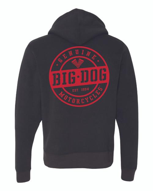Genuine Premier Logo Sweatshirt - X-Large