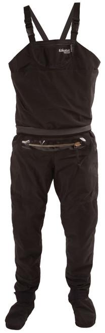 Whirlpool Bib w/ Relief Zipper and Socks (GORE-TEX)
