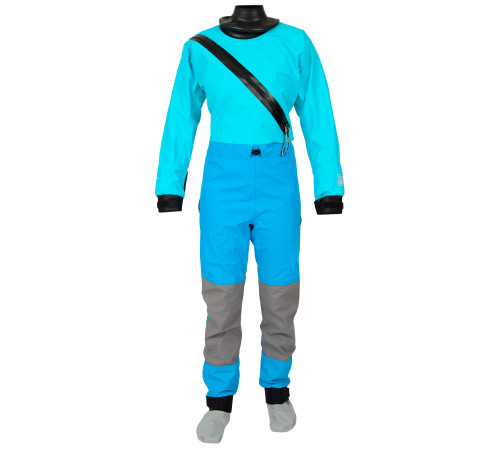 Swift Entry Dry Suit with Dropseat and Socks (Hydrus 3.0)