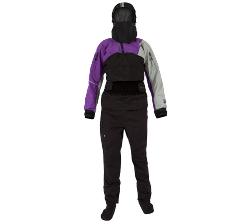 Radius Drysuit (GORE-TEX) with SwitchZip Technology