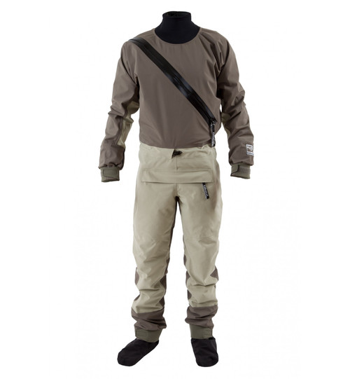 SuperNova Angler Semi-Dry Suit (GORE-TEX)