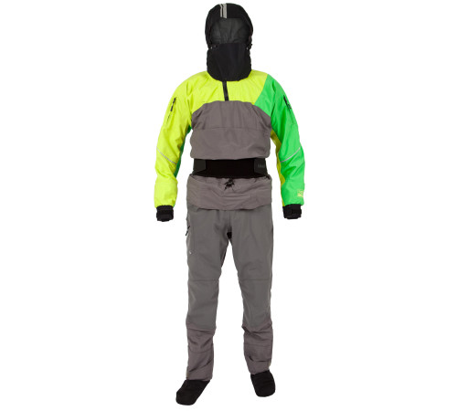 Radius Dry Suit (GORE-TEX) with SwitchZip Technology