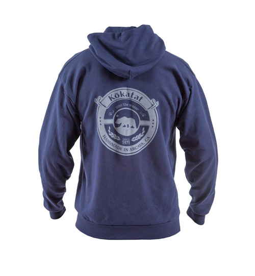 Made in Arcata Zip Hoody