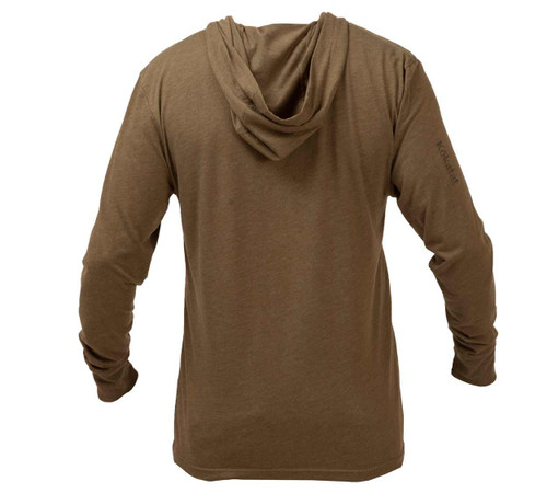 Hustle Hooded T-Shirt