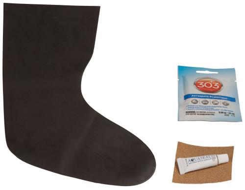 Latex Sock replacement Kit, single