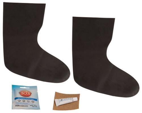 Latex Sock replacement Kit, pair