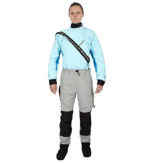 Front Entry Dry Suit (GORE-TEX) Custom - women's