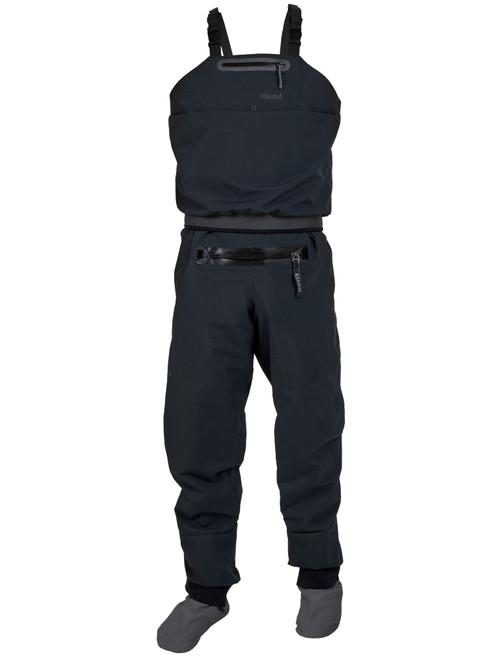 Whirlpool Bib w/ Relief Zipper and Socks (GORE-TEX Pro)