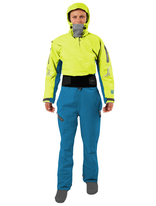 Odyssey Dry Suit (GORE-TEX Pro) Custom - women's