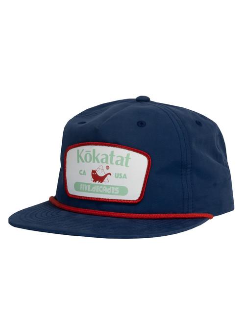 Blue Puma Hat