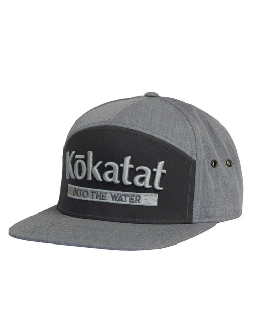Into The Water Flat Brim Hat