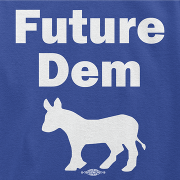 Future Dem (Unisex Royal Blue Onesie)