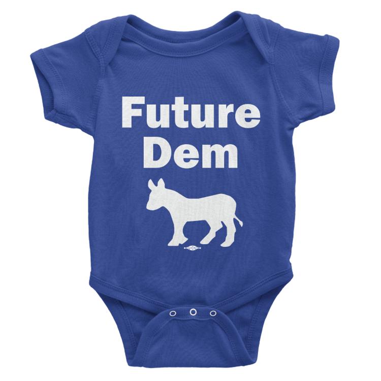 Future Dem (Unisex Royal Blue Onesie)