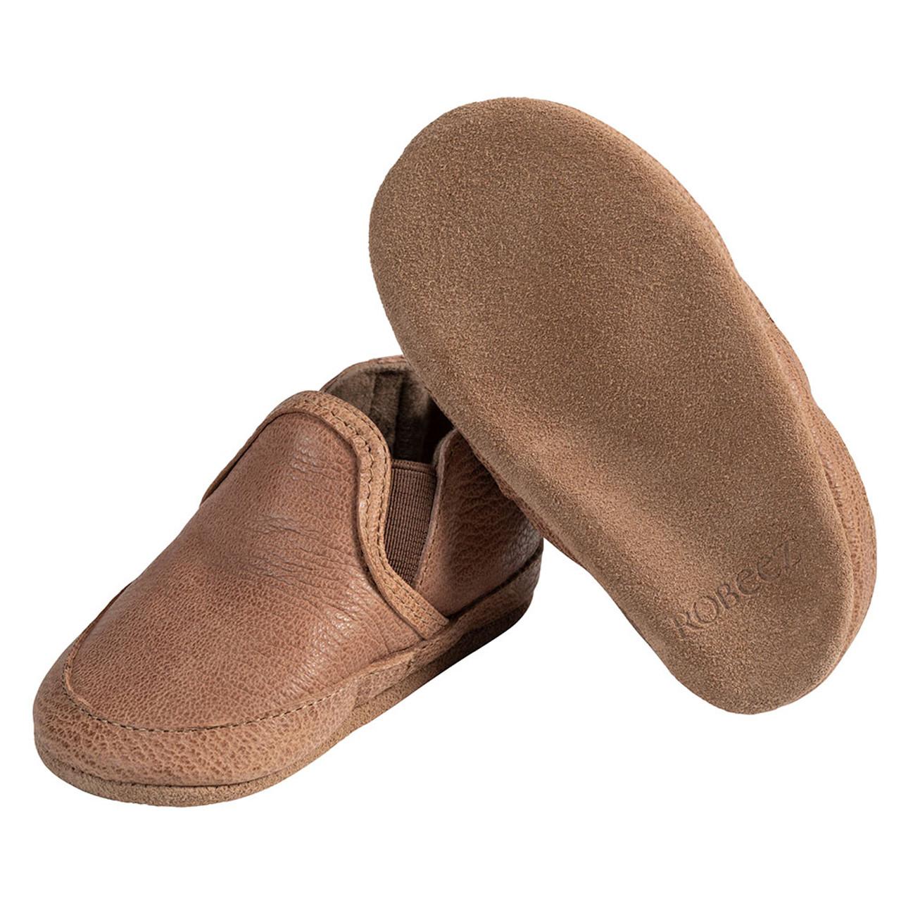 Camel Liam | Soft Soles | Baby Shoes