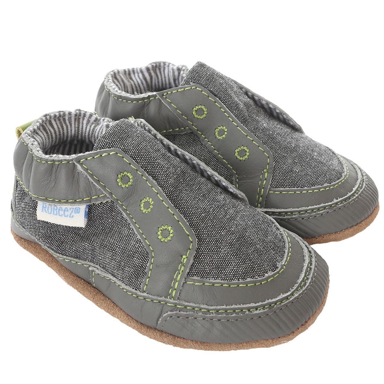 Robeez Mini Shoez Infant Boy's Stylish