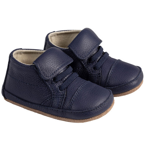 Angle - Robeez Navy Nevada First Kicks