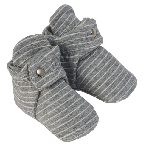 Robeez Grey Stripe