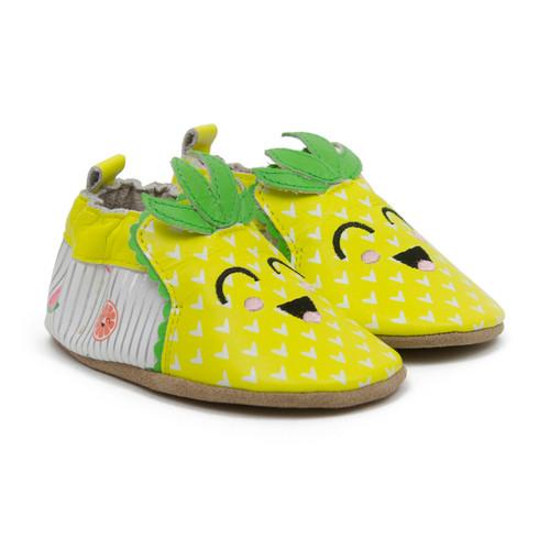 Robeez Pineapple - Yellow