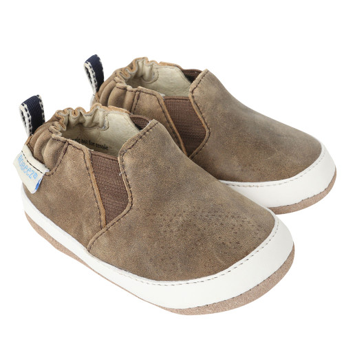 Robeez Lenny Loafer Mini Shoez - Angle