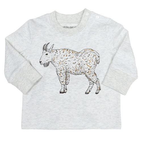 Robeez Billy Goat Shirt - Front