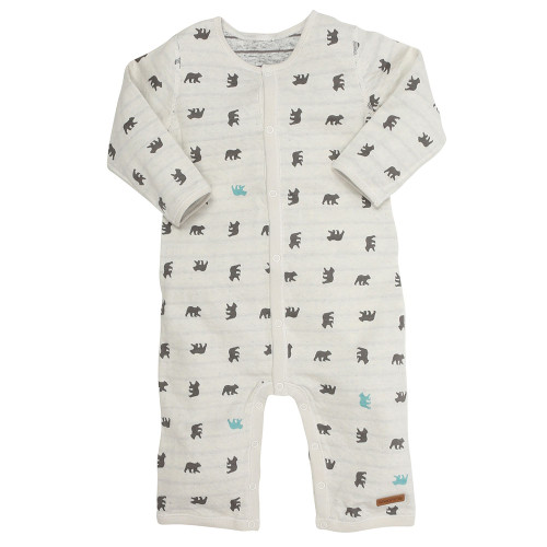 Robeez Reversible Coverall - Front
