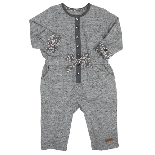 Robeez Coverall with Bow - Front