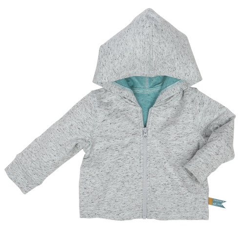 Robeez Hooded Jacket - Front