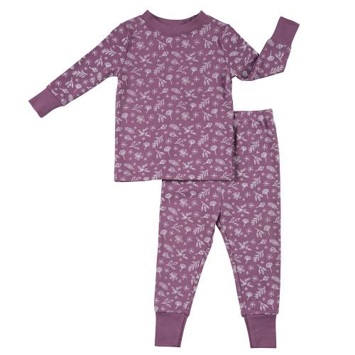 Robeez Botanicals Sleepwear Set - Front
