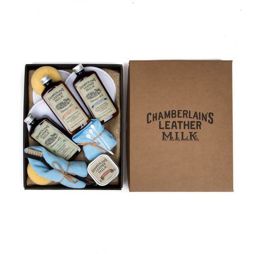 Leather Milk Premium Leather Restoration Kit
