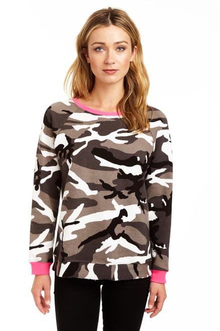 Drew Mara sweatshirt in steel