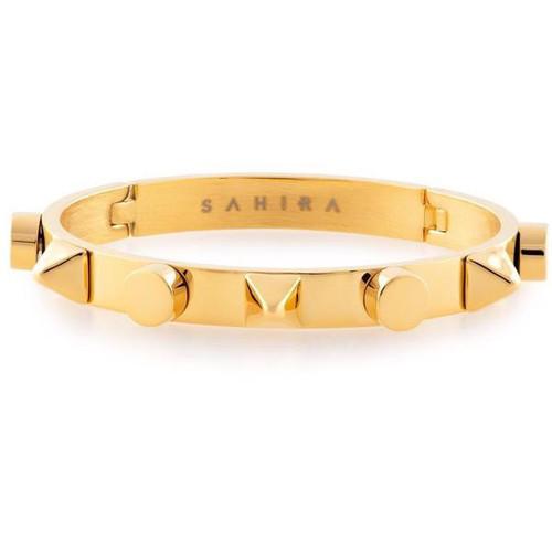 Pyramid Cuff Bracelet