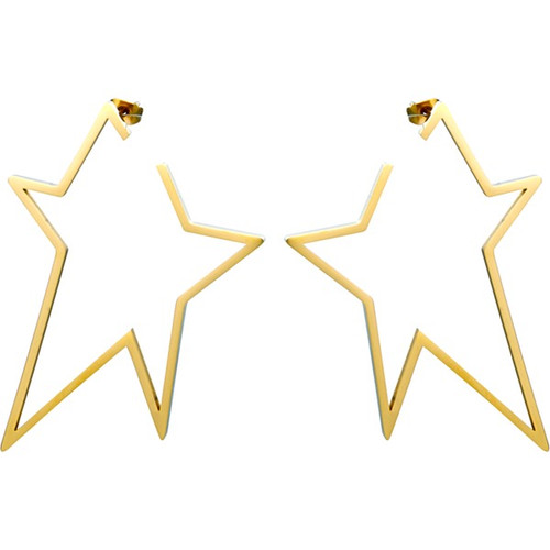 Mia Star Hoops
