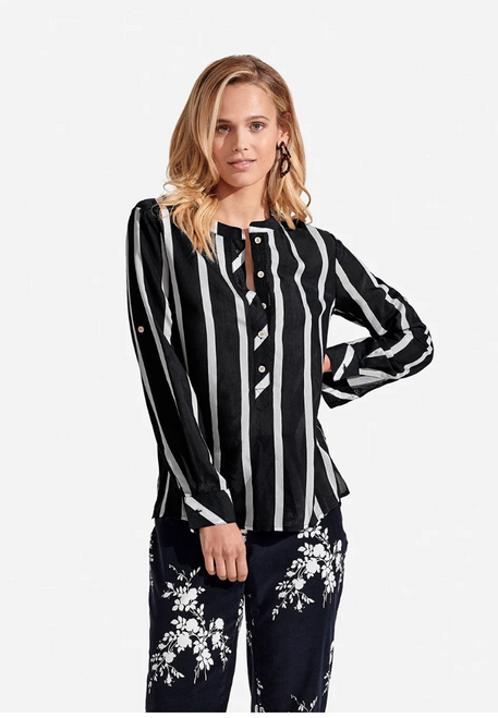 Persifor Striped Freya Top