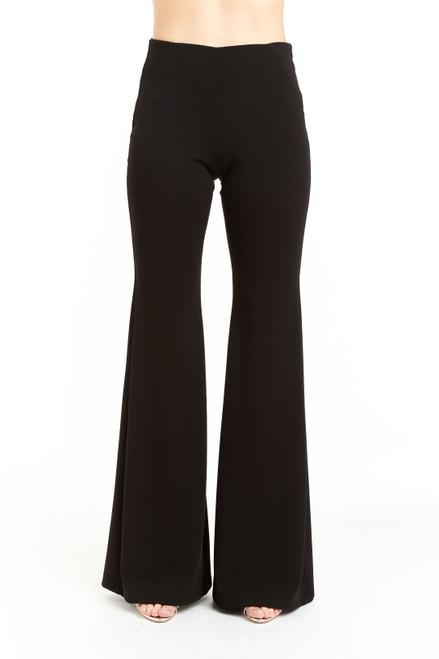 Drew Black Rochelle Wide Leg Trouser
