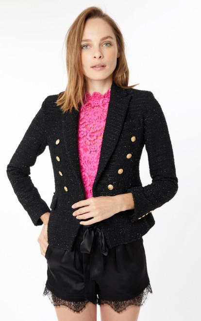 Gen Love Delilah Tweed Blazer