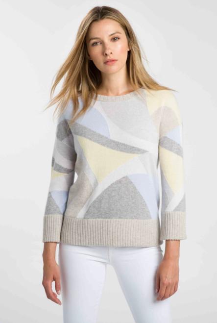 Kinross Intarsia Pullover
