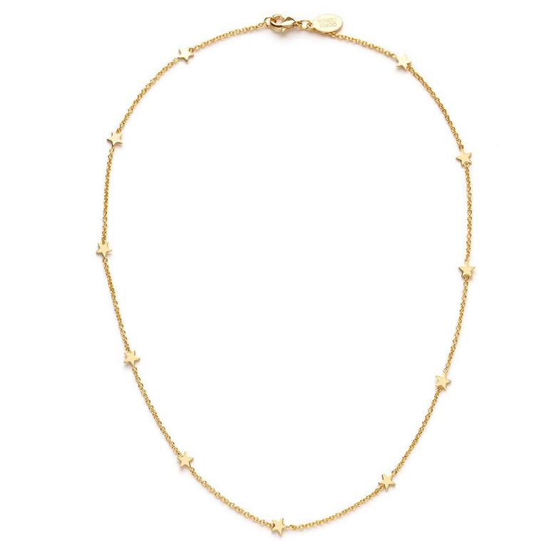 Tiny Star Constellation Necklace