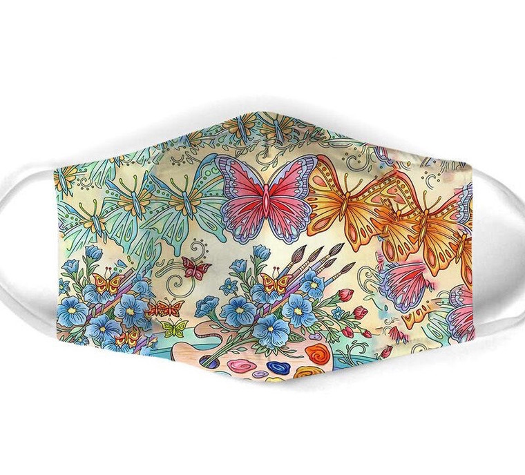 Arty Butterfly Mask $15