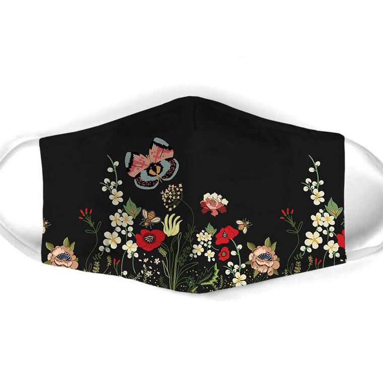 Kama Butterfly & Bee Mask $15