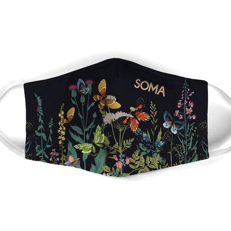 SOMA Butterfly Mask $15