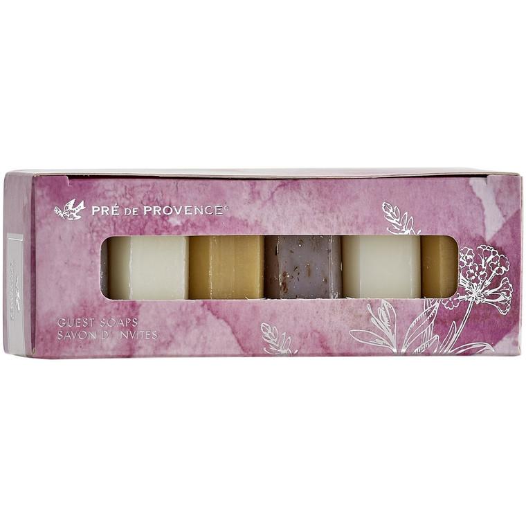 6 Mini Soaps - 25g each in a box