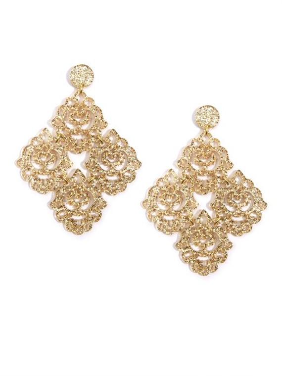Baroque Drop Gold
