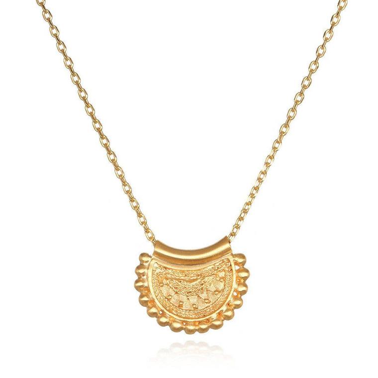 Mini Mandala Necklace