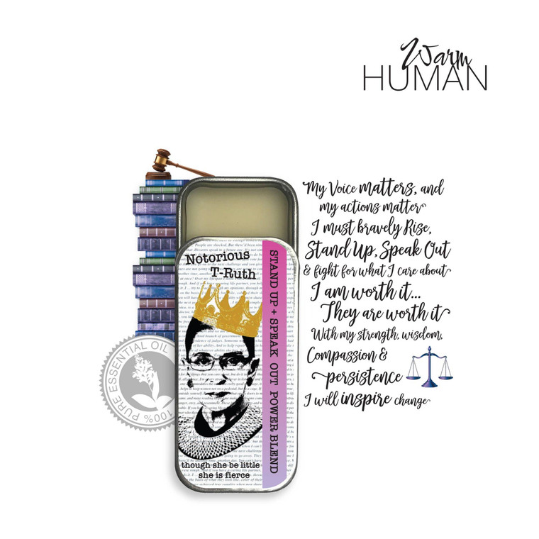 Notorious T-Ruth RBG Blend 100% Essential Oil Perfume