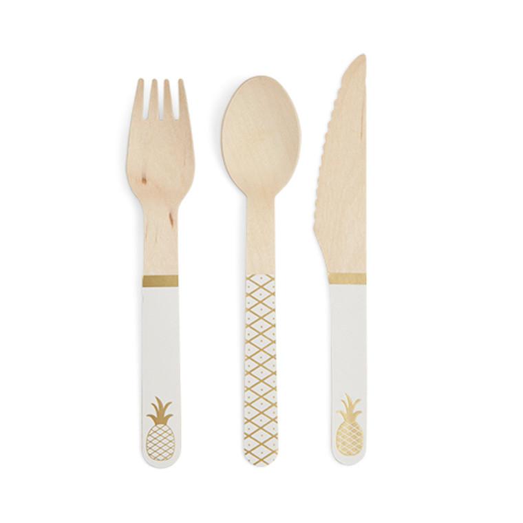 Bamboo Utensils Bamboo Forks, Spoons & Knives