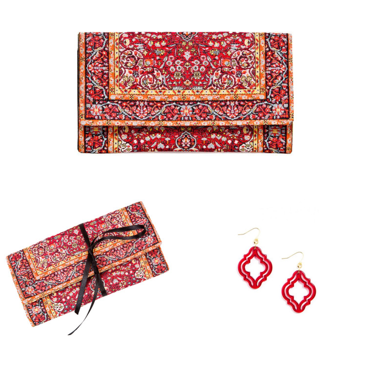 All Red Gift Set