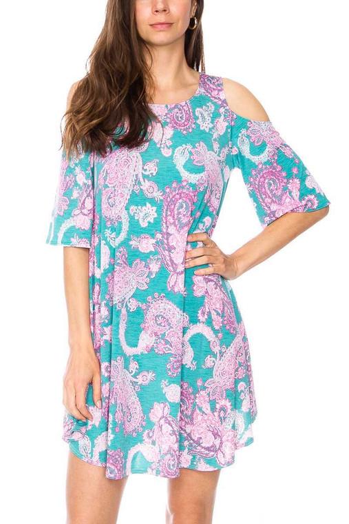 Dina Dress with Pockets $59