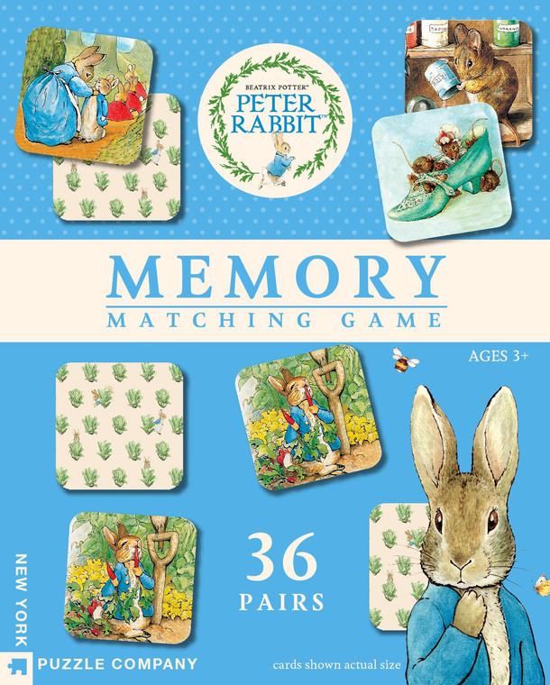 PETER RABBIT MEMORY GAME