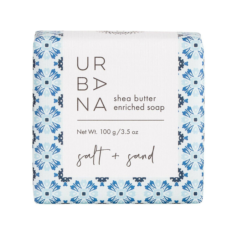 Salt + Sand: Soft mix of floral and citrus with a splash of coconut and vanilla.