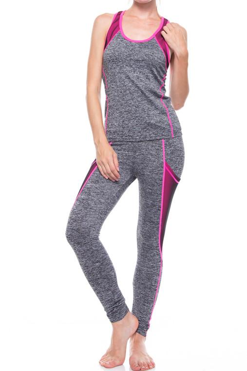 Kama Workout Set - Pink